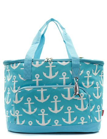 Anchor insulated cooler bag gift